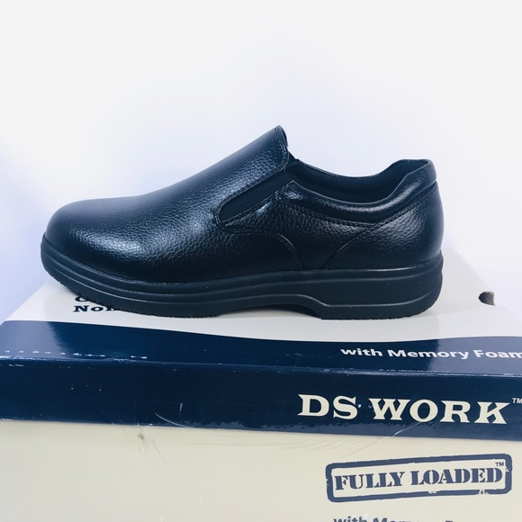 Shoes   Mens Ds Work Manager Black Work